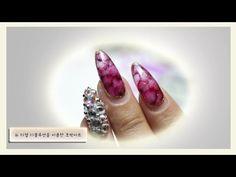 [SARACEN SEMINAR] 사라센 디젤 젤 네일 아트 Ep.1 [Part.2] 호박아트 / DGEL Gel Nail Art Ep.1 [Part.2] Pumpkin nail - YouTube