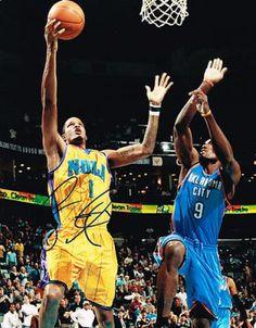Trevor Ariza Autographed 11x14 Photo #SportsMemorabilia #NewOrleansHornets