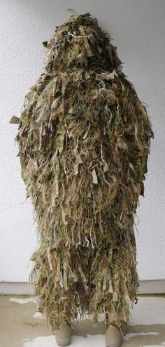 Sniper Suit, Sniper Gear, Sniper Camouflage, Camo Guns, Ghillie Suit, Survival, Nature Spirits, Snipers, Tactical Vest