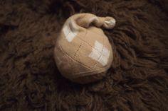 OOAK RTS Newborn Boy Argyle Cashmere Top by WrinkleinTimeProps, $12.00