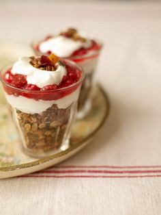 homemade granola with berry compote | Jamie Oliver | Food | Jamie Oliver (UK)