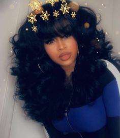 Dope Hairstyles, Weave Hairstyles, Pretty Hairstyles, Love Hair, Great Hair, Gorgeous Hair, Afro, Curly Hair Styles, Natural Hair Styles