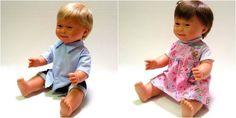 Marca cria bonecas e bonecos com Down para inspirar as crianças