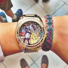 Beauty and The Beast Watch | 25 Geeky Watches You Didn't Even Know You Needed
