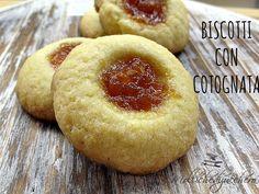 #biscotti con #cotognata - Mollichedizucchero
