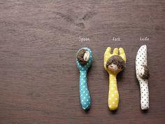 Cutlerly set plush toy  Flickr - Photo Sharing
