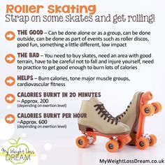 """BAHahahaha I love that this classes skating as """"low impact"""". True for leisure skaters, but derbyloves, I think I can safely say that there's nothing low-impact about our workouts. Unfortunately, derby is not a safe space for ya joints and bones. Best Roller Skates, Roller Rink, Roller Disco, Roller Skating, Derby Skates, Quad Skates, Skating Rink, Figure Skating, Roller Derby Girls"""