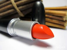 MAC Lady Danger Lippenstift http://www.missgrapefruit.de/review-mac-lady-danger/