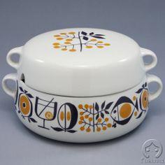 Rorstrand (Swedish porcelain manufacturers) Invito design