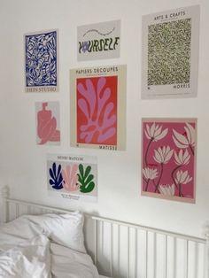 Room Design Bedroom, Room Ideas Bedroom, Bedroom Decor, Bedroom Inspo, Decor Room, Bedroom Wall, Home Decor, Ps Wallpaper, Pastel Room