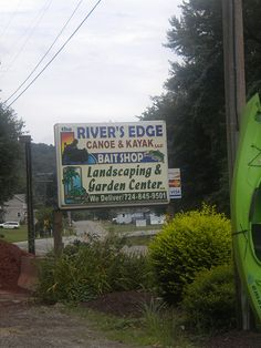 River's Edge Canoe & Kayak in Leechburg is a short drive up Route 28. Enjoy a relaxing ride down the Kiski River in a canoe, kayak, or tube.
