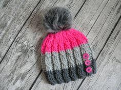 Crochet Hat PATTERN – Elastic Uni Plait Winter Hat Crochet Pattern – Knitting patterns, knitting designs, knitting for beginners. Crochet Beanie Pattern, Crochet Blanket Patterns, Knitting Patterns, Crochet Blankets, Crochet Men, Crochet Winter Hats, Crochet For Beginners Blanket, Crochet Instructions, Loom Knitting