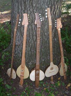 Gourd Instruments