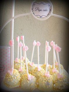 Cake Pops - Fonte: Cantinho da Maja