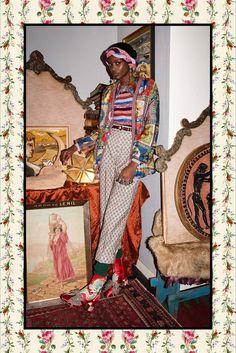 Sfilata Gucci Roma - Pre-Collezioni Autunno-Inverno 2017-18 - Vogue