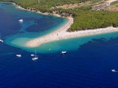 Alla scoperta delle splendide Isole della Dalmazia. Isola di Brac #sail #sailing #vela #holiday