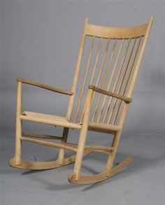 Reserved For Kayleigh Danish Modern And Rocking Chairs