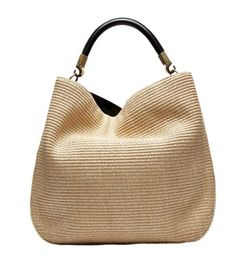 Des sacs en paille / Straw bags on Pinterest | Straw Bag, Straw ...