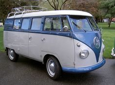 VW Bus traveled cross-country and back in one of these.  A pale yellow with two friends. Exciting and fun times.