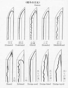 hamon boshi soorten.jpg (458×590)