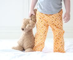 how to sew pants tutorial