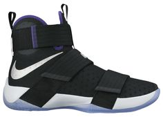 A Space Jam Themed Nike LeBron Zoom Soldier 10
