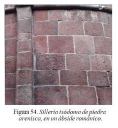 TEMA 2 ELEMENTOS ARQUITECTONICOS Y TIPOS DE EDIFICIOS. Sillería isódoma de piedra arenisca