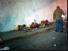 Five Men Found Executed Under a Bridge in Guerrero, Mexico via www.bestgore.com