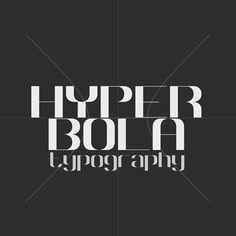 HYPERBOLA FREE FONT