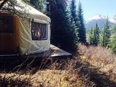 10 Places You'll Want to go Glamping in Alberta - Hike Bike Travel Go Glamping, Camping, Alberta Travel, Canvas Tent, Ski Season, Canadian Rockies, Family Adventure, Dream Vacations, Outdoor Gear
