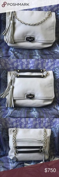 d8ea7b2340a7 Spotted while shopping on Poshmark  Authentic Lanvin Happy Leather Bag!   poshmark  fashion  shopping  style  Lanvin  Handbags