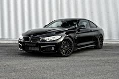 BLACK HAMANN BMW 435i