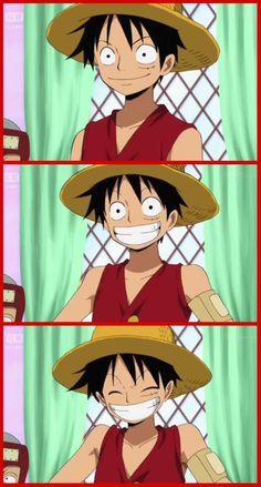 His smiles are so contagious! One Piece Film, One Piece Manga, One Piece English Sub, Fight For Your Dreams, Anime D, Anime Rules, Samurai Champloo, Treasure Planet, Monkey D Luffy