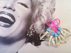 Snag Free Knitting Stitch Markers  BUBBLEGUM ICE by rosyretro, £3.50