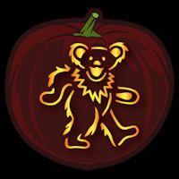 Grateful Dead Dancing Bear 02 CO