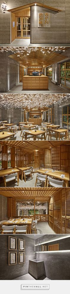 Nozomi Bar Sushi Restaurant in Valencia 2015 • Selectism... - a grouped images picture