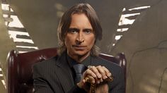 OUAT 30 Day Challenge, day 1, Favorite male character: Robert Carlyle as Mr. Gold