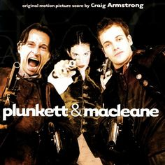Craig Armstrong - Plunkett & Macleane (Original Soundtrack 1999)
