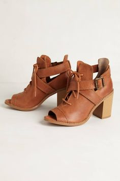 Field Day Booties - anthropologie.com