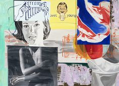 David Salle | Odes and Aires, 2014