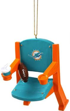 miami dolphins christmas decorations - Google Search