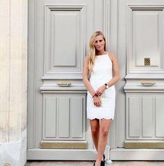 Konfirmationskjole, konfirmand2018, konfirmand, konfirmation, studenterkjole, student2018, hvid kjole, hvide kjoler, broderie anglaise kjole, hvid blonde kjole #konfirmationskjole #konfirmand2018 #konfirmand #student2018