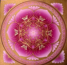 Contemplation on Pink Lotus