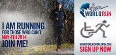 May 4th 2014 - Running for those who can't