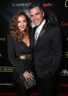 """JESSICA ALBA ON CASH WARREN~ """"I just knew when I met him that I was going to know him forever. It was weird; he instantly felt like family. It was so easy. I'd never felt like that with anyone. We're kindred spirits."""""""