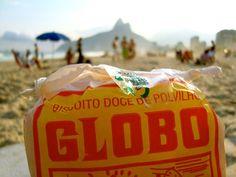 i miss biscoito Globo, Rio de Janeiro
