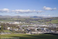 View of Kendal from The Tram, Cumbria
