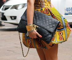 Chanel & Tribal
