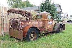 International Tow Truck by DVS1mn, via Flickr