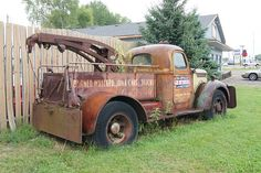 International Tow Truck
